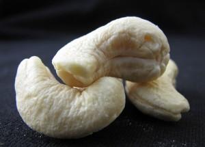 Cashew - Quelle für Vitamin B3