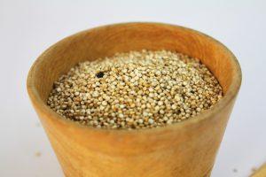 Amarantöl wird aus den Amarantsamen gewonnen